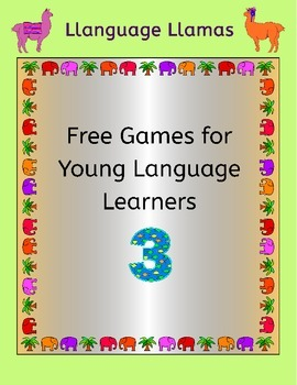 Free Games for Young Language Learners 3
