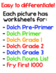 Sight Words Morning Work Worksheets: All Year Bundle incl. Winter & Christmas