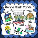 Genre Flash Cards