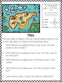 Free Geography Lesson Plans