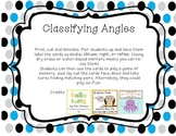 Free Geometry Game: Classifying Angles