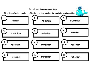 Free-Geometry-Transformation Task Cards