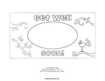 Free Get Well Box