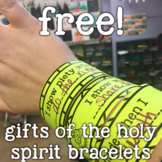 Free!  Gifts of the Holy Spirit Bracelets