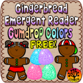 Free Gingerbread Emergent Reader Gingerbread Centers Activities Games Literacy