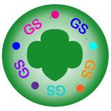 Free Girl Scout Troop Circle