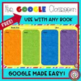 Free Google Classroom Story Retell - Use Any Story - Dista