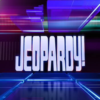 Free Google Slides Jeopardy Template With Sound Bytes  Tpt