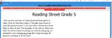 Google Slides Presentations for 5th Grade Reading Street Lessons