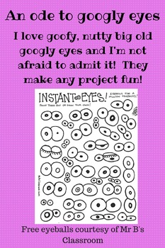 Free Googly Eyes!!