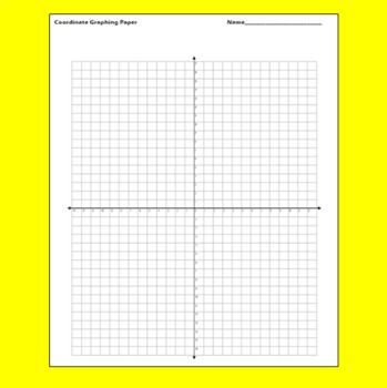free graph paper 9 version pack