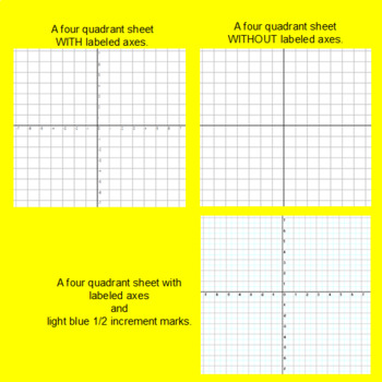 Free Graph Paper (9 Version Pack)
