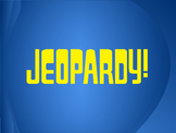 Free Graphic Design Jeopardy Game