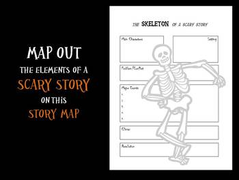 Free Graphic Organizers for Halloween Writing Assignments
