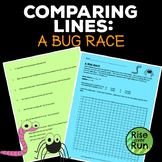 Comparing Lines Graphing Task