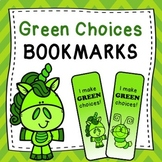 Free Green Choices Bookmarks (Rewards)