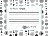 Free Grief Printables
