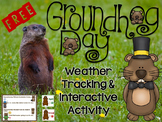 Free Groundhog Day Weather Activity & Interactive Video Activity