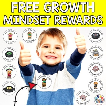 Free Growth Mindset Reward Tokens