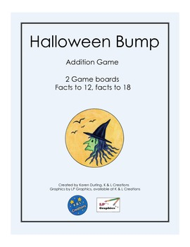 Free Halloween Addition Bump Game
