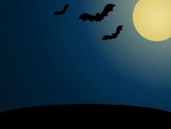 Free Halloween Backdrop Poster