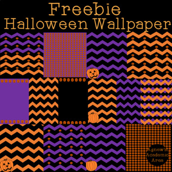 Free Halloween Background Paper ~Commercial Use Allowed~