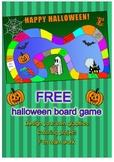 Free Halloween Board Game