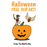 Free Halloween Clip Art image