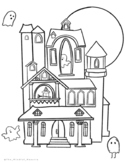 Free Halloween Coloring Pages for Kids