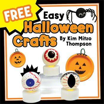 Halloween Crafts Book