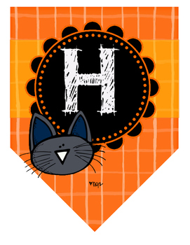 Free Halloween Door Banner