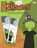 Free Halloween Mini Bookmarks