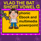 Halloween Phonic CVC Ebook Early Reader and Multimedia Powerpoint