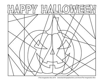 Halloween Coloring Page, free pumpkin printable activity