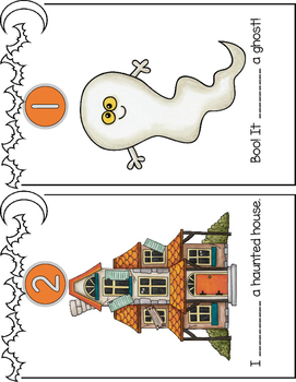 Free Halloween Read-the-Room Sight Word Practice