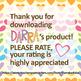 Free Halloween clip art tags and Sale info (Pop Art Alphabet clipart bundle)