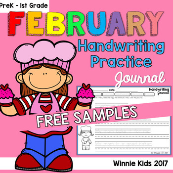 Free Handwriting Practice Reading and Writing Fluency