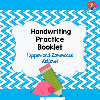 Abc Handwriting Practice Teaching Resources | Teachers Pay Teachers