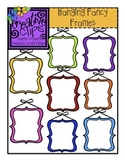 {Free} Hanging Fancy Frames {Creative Clips Digital Clipart}