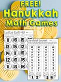 Free Hanukkah Math Games