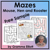 Herbivore Mouse Maze Free Easy