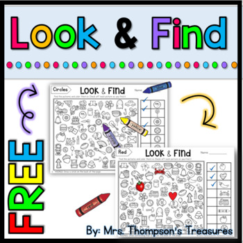 photo about Look and Find Printable named Cost-free Concealed Visualize Routines