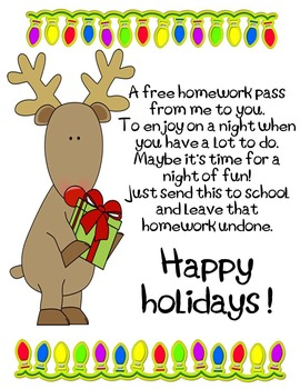 Free Holiday Teacher Time Savers - Help has arrived!