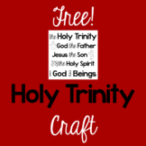 Free!  Holy Trinity Craft
