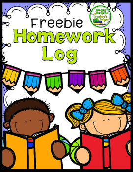 Free Homework Log