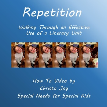 Using Repetition in your Lesson Plans : Free How To Video