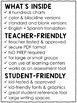 Math Centers - Hundreds Chart