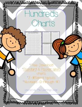 Free Hundreds Charts
