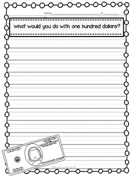 Hundreds Day FREE Sample (for the 100th day of school)