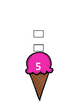 Free Ice Cream Addition; Kindergarten; First Grade; Centers; Special Education
